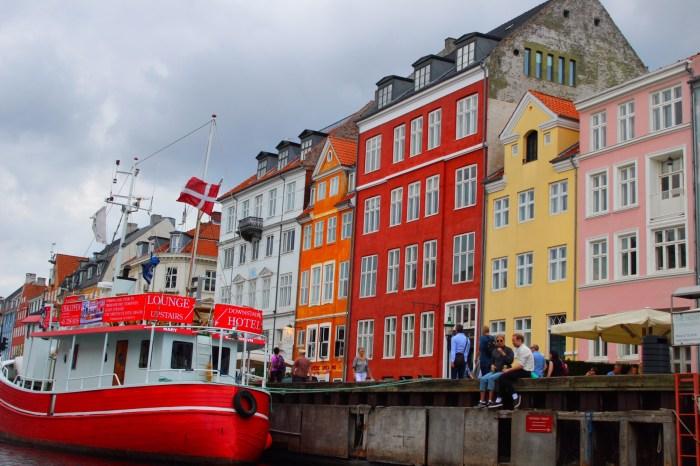 Viagem para Copenhague