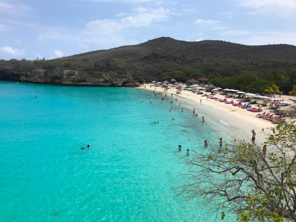 Kenepa Grandi, uma praia maravilhosa