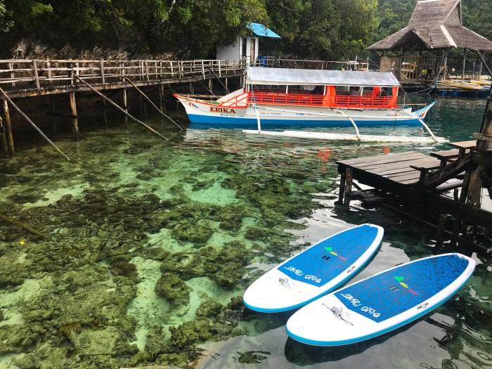 Roteiro para Siargao nas Filipinas