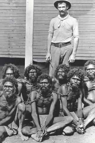 Porobljeni Aboridžini