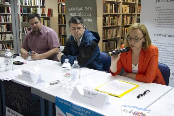 Miljenko Hajdarović, Denis Detling i Dea Marić