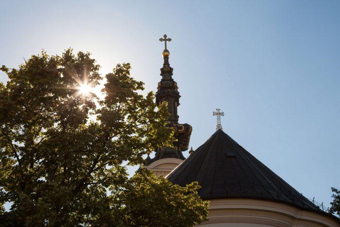novi sad cathedrale orthodoxe