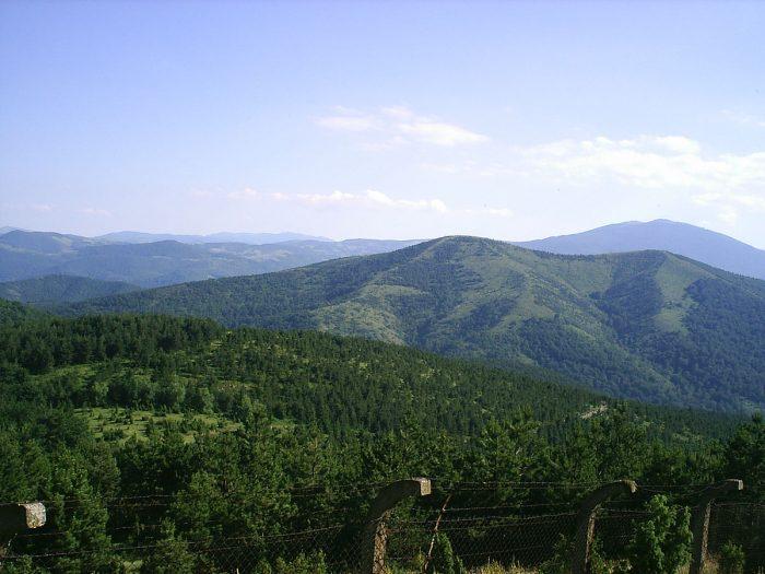 mont goc montagne kraljevo serbie