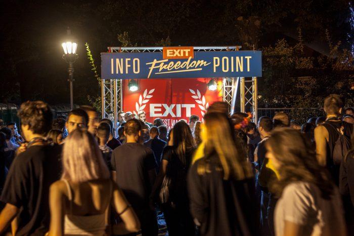 exit festival entree info foule