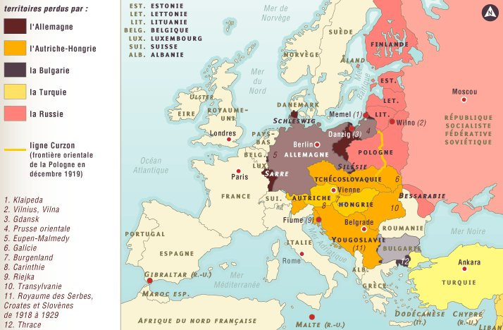 Europe 1923