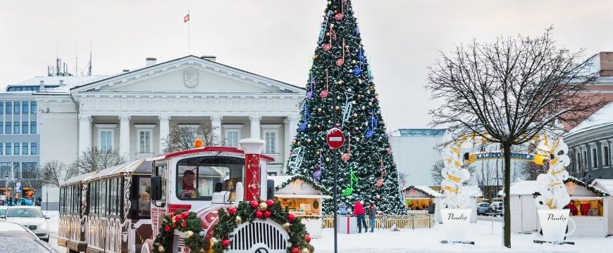 Menu De Noel Pour Famille Nombreuse.La Tradition De Noel En Lituanie Hajde