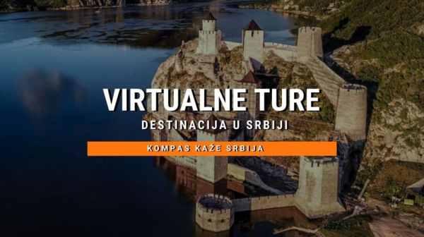 Visitez les plus belles forteresses de Serbie depuis votre canapé !