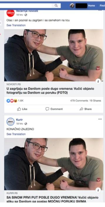 danilo vucic facebook vucic sns serbie bot 4