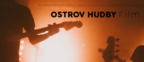 OSTROV HUDBY : Plongée dans la scène indé slovaque