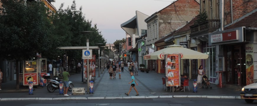 La ville par les autochtones : Kraljevo par Marija
