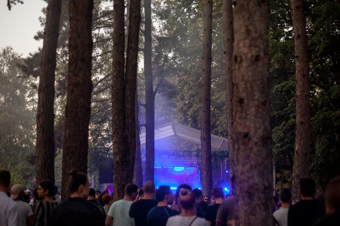 lovefest energy stage