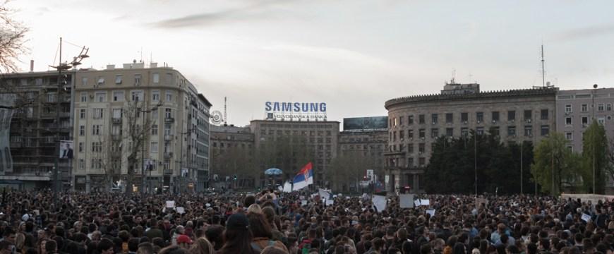 Dossier – Élections présidentielles serbes – 4/3 : Elections en Serbie… le jour d'après