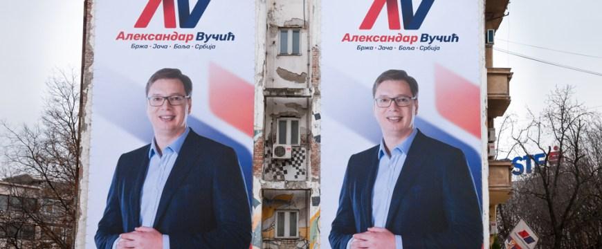 Dossier – Présidentielles en Serbie – 1/3 : Qui est Aleksandar Vucic ?