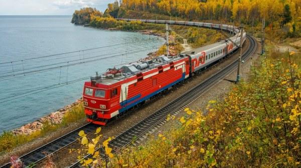 Sur les rails du Transsibérien – voyage à travers la Sibérie