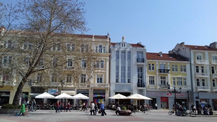 Plovdiv place Stambolov