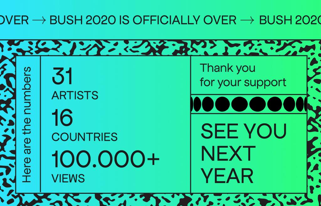 BUSH Festival 2020