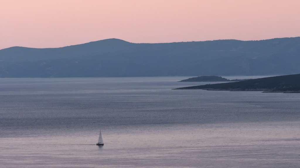 Île de Brač, Croatie