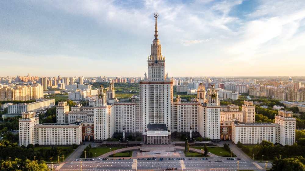 Les Sept Soeurs de Moscou, enfantées par Staline