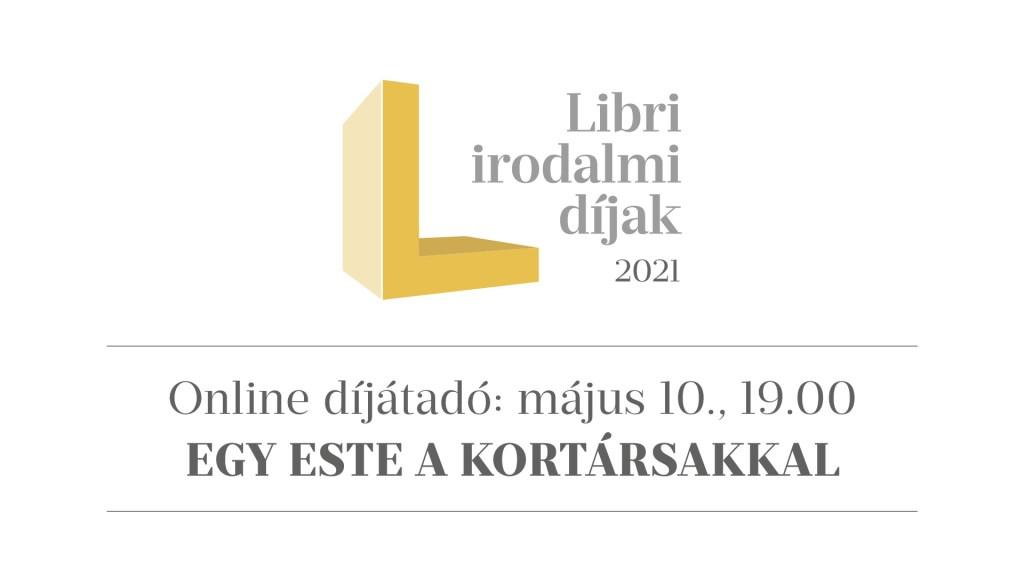 Libri díjátadó