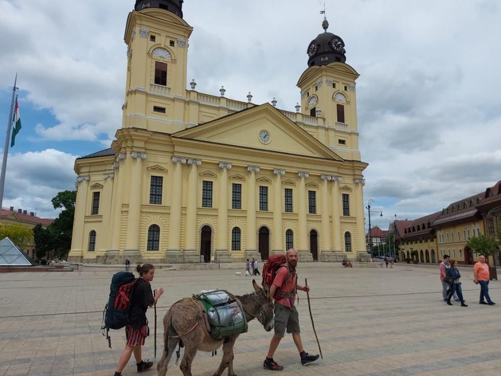 Debrecenben