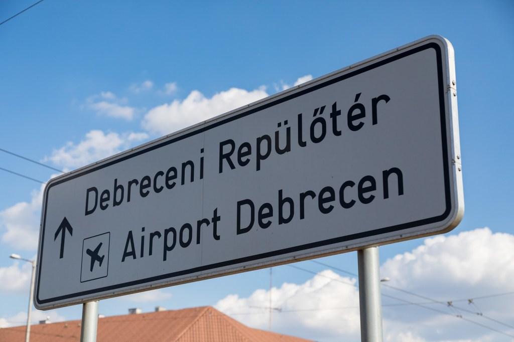 Több milliárdos reptéri beruházás Debrecenben