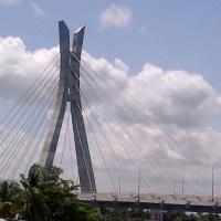 The Lekki-Ikoyi Bridge