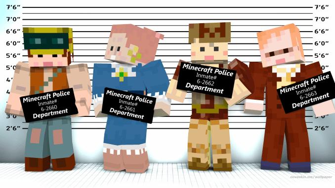 Minecraftマイクラの壁紙を作ろう