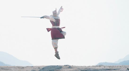羌瘣 キングダム