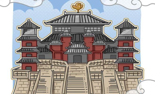 城 銅雀台