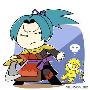 黄巾賊を撃破する皇甫嵩