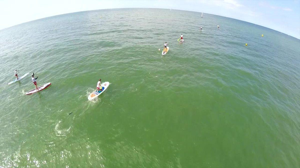 La Black Paddle Funny Race en Images ( qui bougent )