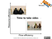 How to improve Flow EfficiencyAgile 2014 P8