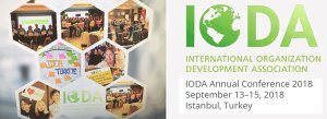 IODA - Annual Conference - 2018 - September - İstanbul - Turkey
