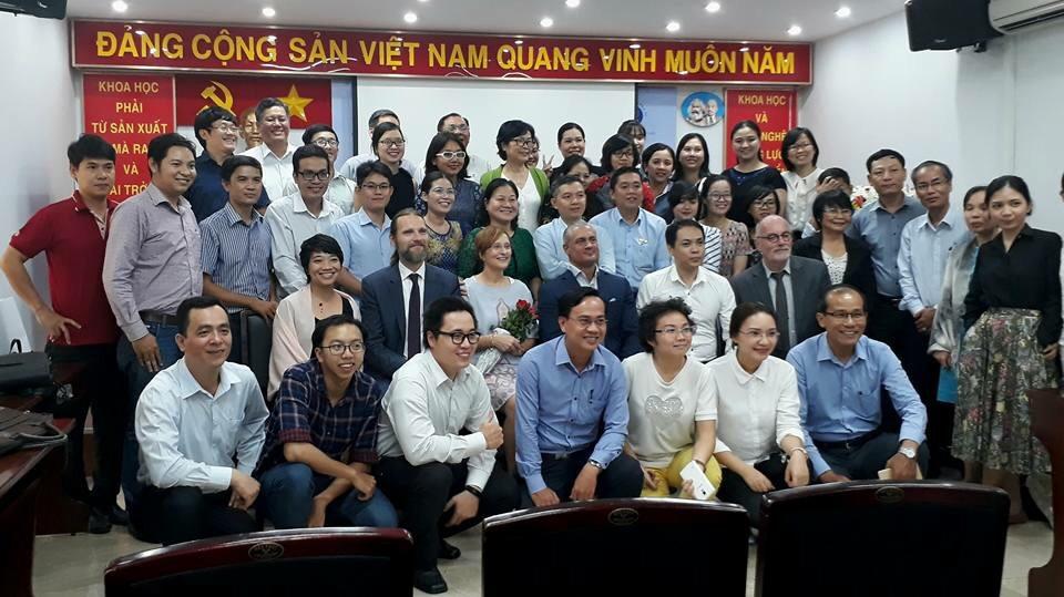 Vietnam participants