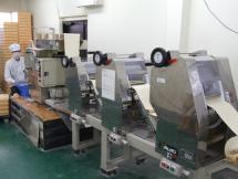 ■2014年9月   麺工場を増床しました。