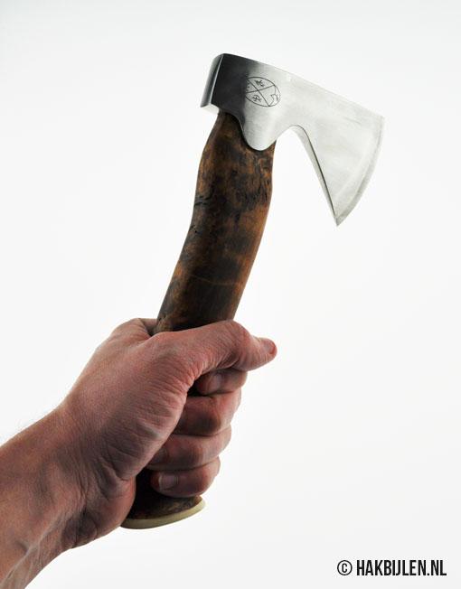Jachtbijl Hunters axe Unna Aksu Survival Karesuando
