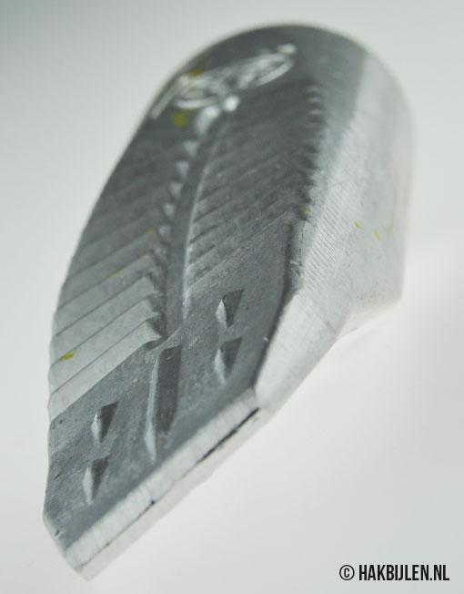 Draai-splijtwig OX 41 1000 Ochsenkopf Aluminium