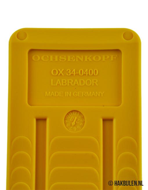 Velwig Labrador Kunststof OX 34 0400 ochsenkopf