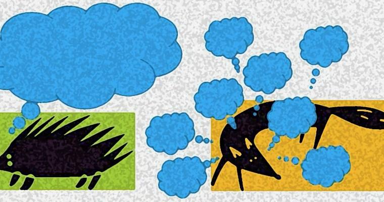 Kirpi konsepti, makbuliyet arayışı ve ihlas(l)a çalışma