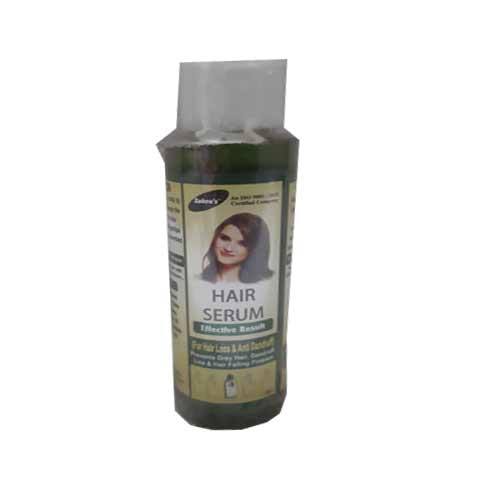 zohra hair serum