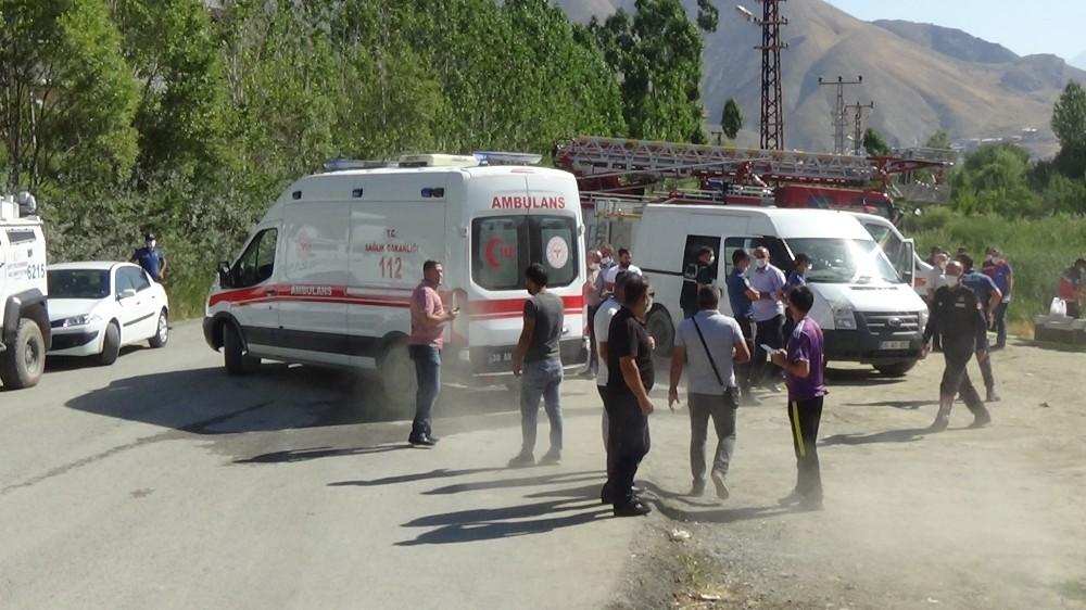 Hakkari'de gölette kadın cesedi bulundu