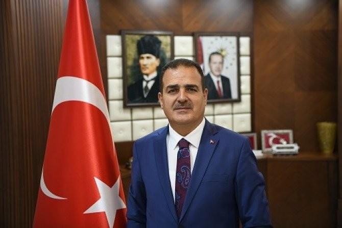 Vali Akbıyık, CHP'li Şimşek hakkında suç duyurusunda bulundu