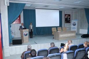 Hakkari'de Milli Eğitim Müdürlüğü çalışanlarına İSG eğitimi verildi