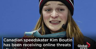 【平昌五輪 】「これが韓国だよ」カナダのキム・ブタン選手のSNSに脅迫コメントが殺到している件に対する海外の反応