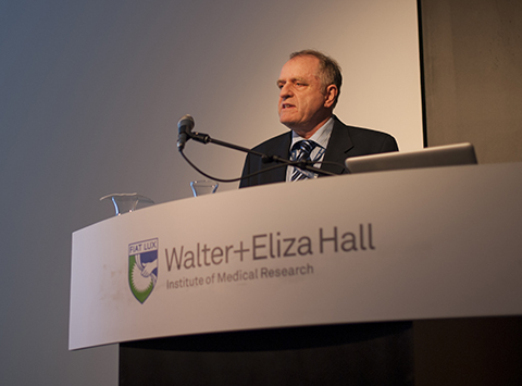 WEHI Public Lecture Series, Lecture No 12: Arthritis – a joint approach Master of Ceremonies: Professor David Vaux, assistant director; head, Cell Signalling and Cell Death division, Walter and Eliza Hall Institute