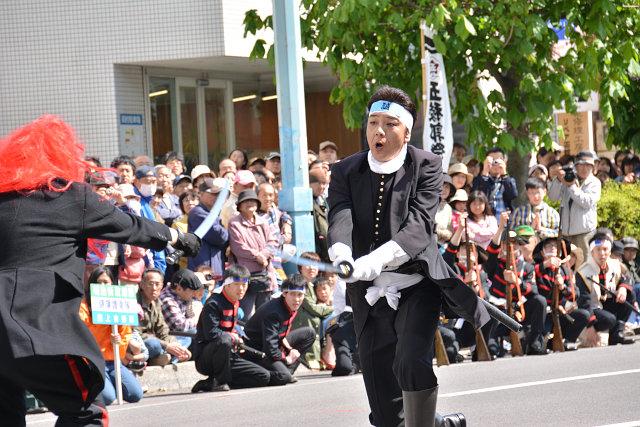 第46回箱館五稜郭祭
