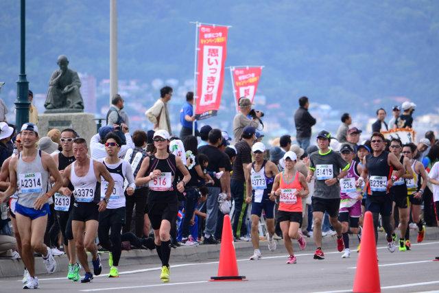 函館ハーフマラソン大会