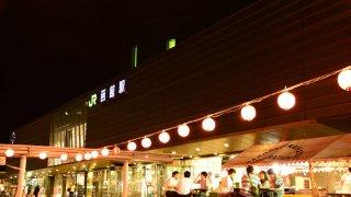 【8/3~12】JR函館駅前広場納涼ビアガーデン