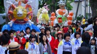 【7/10~12】市立函館高校第9回柳星祭