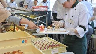 【10/10】第27回「味まつり」(函館短期大学付設調理製菓専門学校 学校祭)